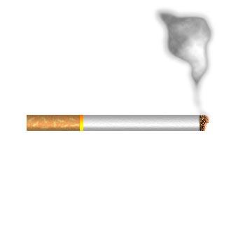 Countea al ser de arriba Cigarro